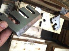 塑料粉碎机刀片